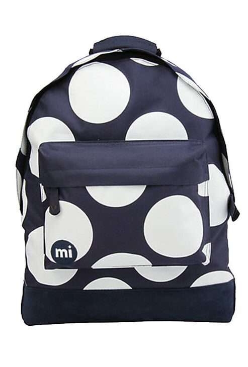 Рюкзак Mi-Pac Polka Dot XL Navy/White