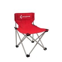 Складной стул KingCamp Compact Chair Red