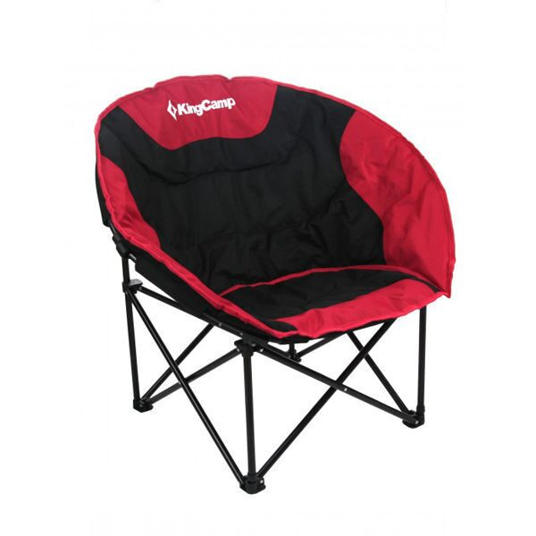 Кресло складное KingCamp Moon Leisure Chair Red