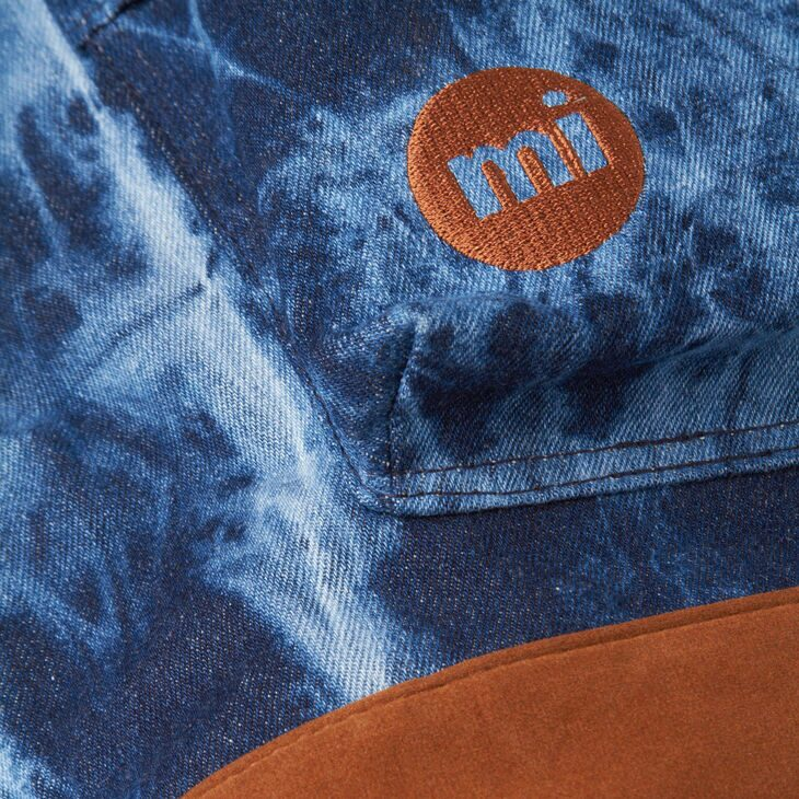 Рюкзак Mi-Pac Denim Dye Blue