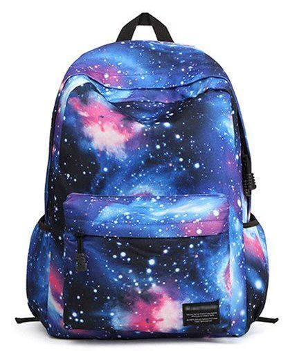 Рюкзак Mr. Ace Homme Galaxy Navy