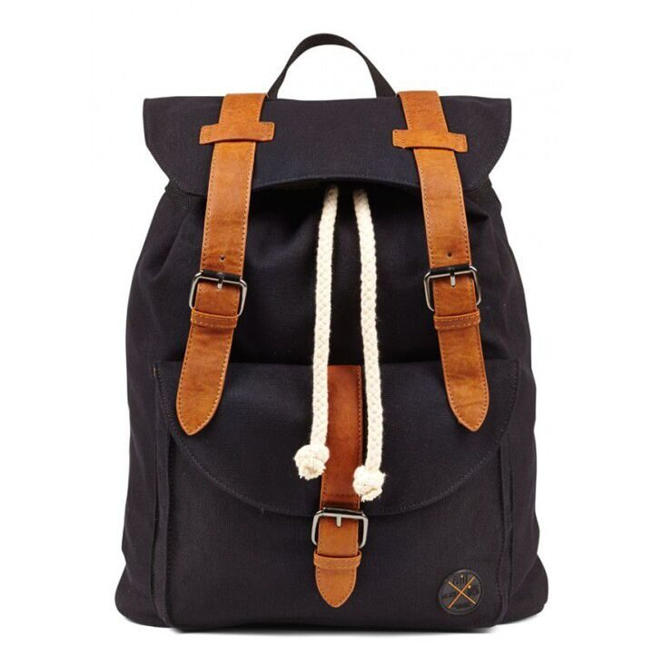 Рюкзак Oill Festi Abbi Backpack Black