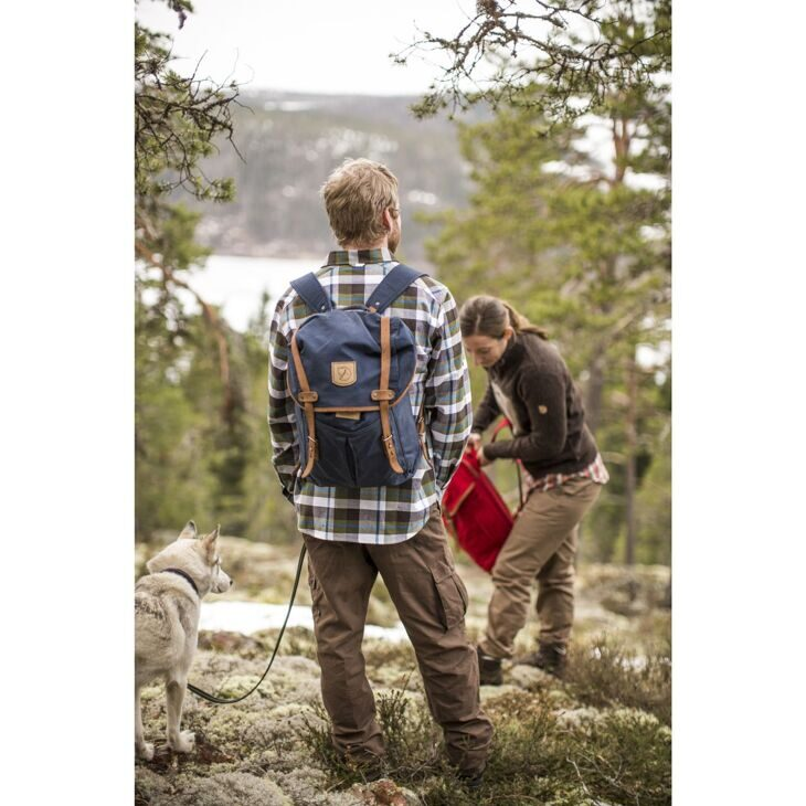 Рюкзак Fjallraven Rucksack No.21 Small Black