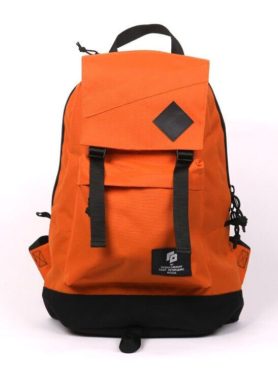 Рюкзак GO Citypack 2.0 Black Edition Оранжевый