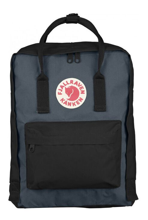 Рюкзак Fjallraven Kanken Black/Graphite