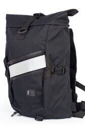 Рюкзак GO Technic Rolltop M Black